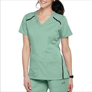 Greys Anatomy Scrubs Top